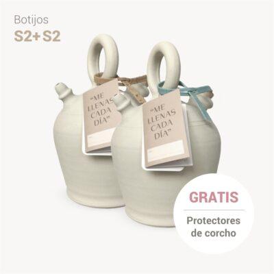 Botijos regalo SS2 - Bootijo
