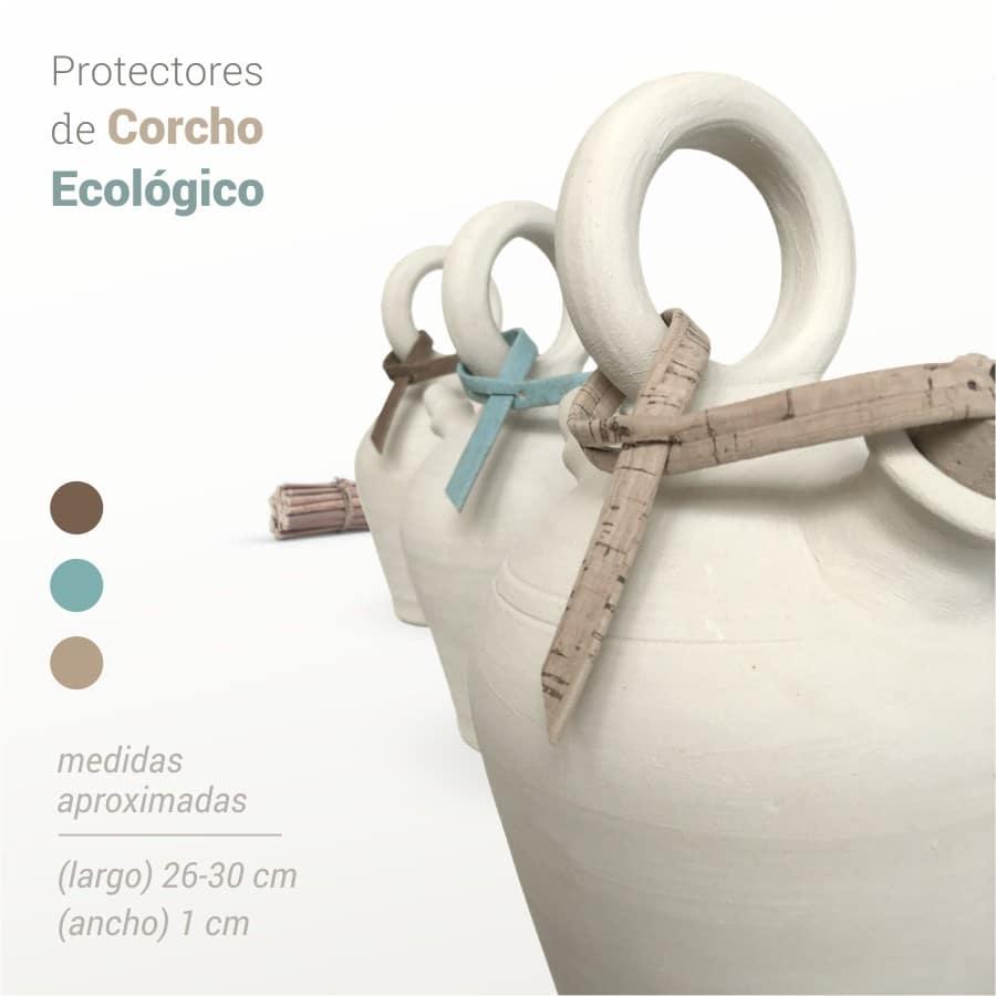 protectores de corcho ecologicos bootijo