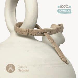protector de corcho natural bootijo