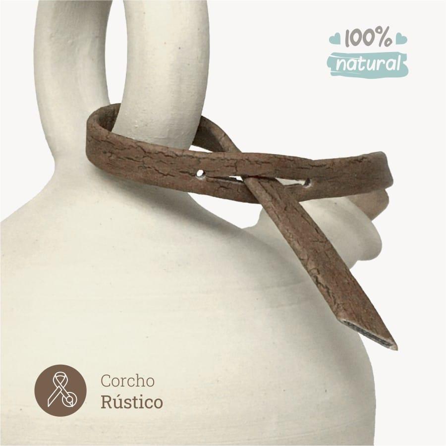 protector de corcho rustico bootijo