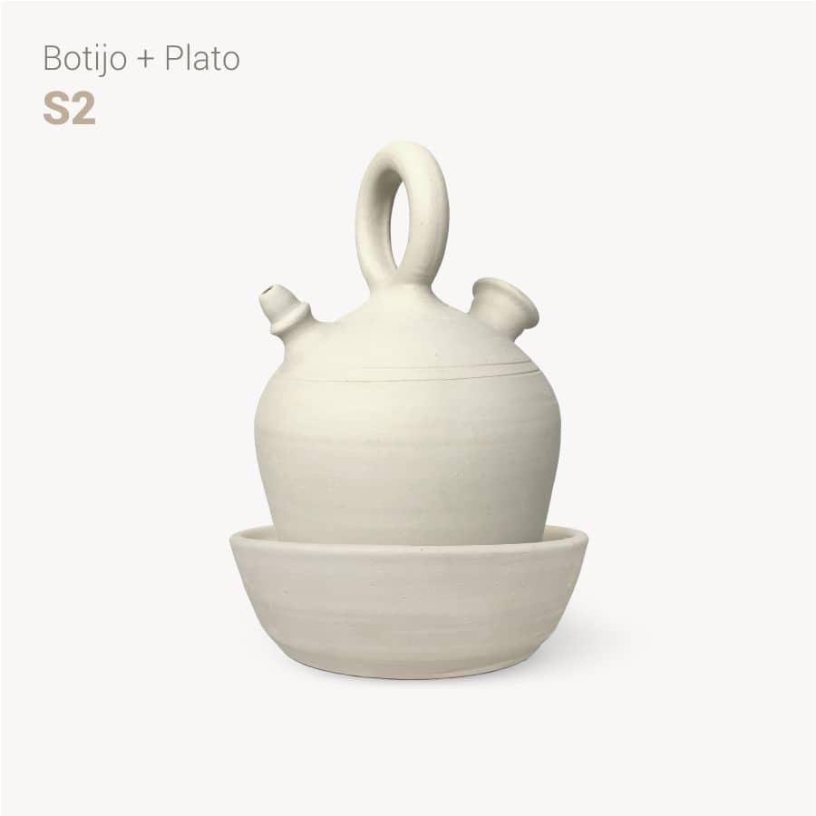 botijo y plato S2 - Bootijo