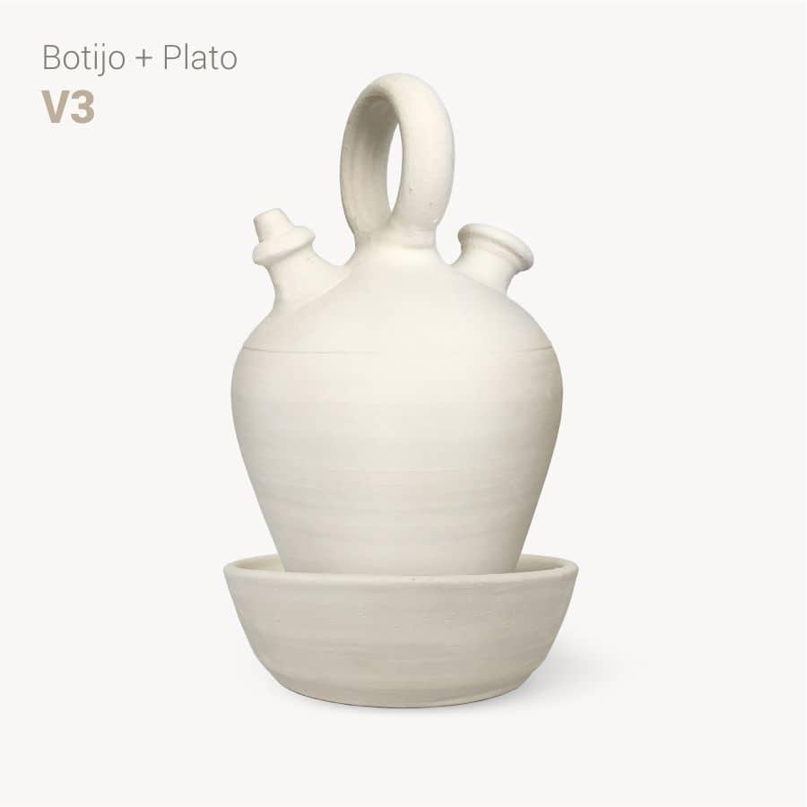 botijo y plato V3 - Bootijo