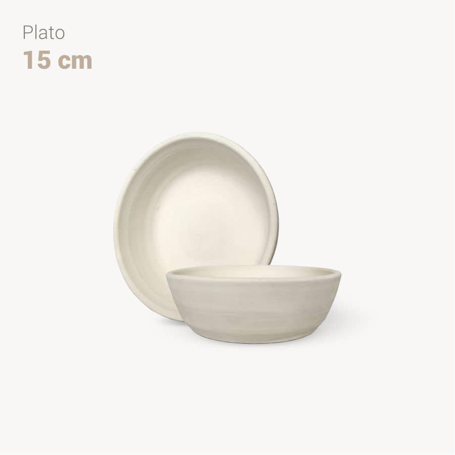 Plato botijo 15 cm - Bootijo