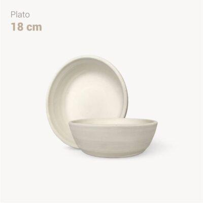 Plato botijo 18 cm info - Bootijo