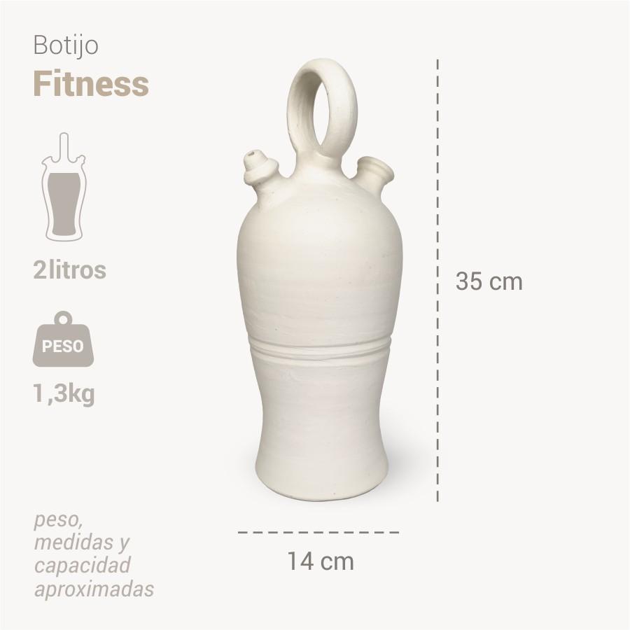 Botijo Fitness 2L info - Bootijo