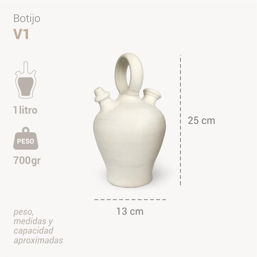 Botijo Valencia 1L info - Bootijo