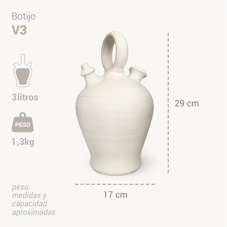 Botijo Valencia 3L info - Bootijo